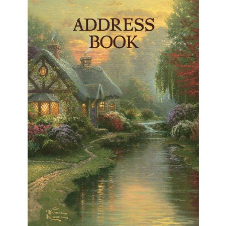 "The Lang LANG - Address Book - ""A Quiet Evening"" - Art by..."