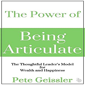 The Power of Being Articulate Audiobook