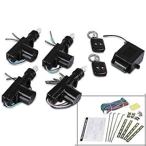 Amazon Spec D Tuning Cds 110a Central Power Lock Unlock Car