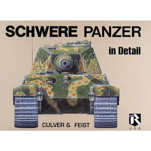 Schwere Panzer in Detail (Heavy Tanks in Detail) (Different Types Of Guns In The World)