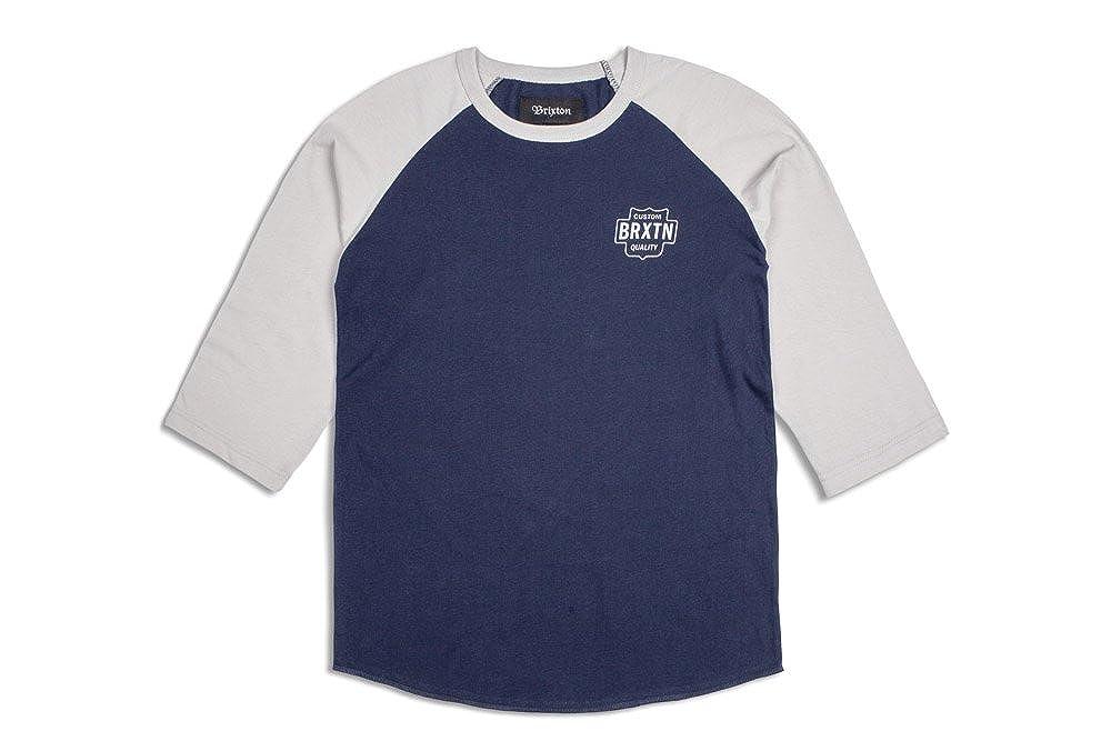 Brixton Men's Garth 3/4 Sleeve Tee 02350
