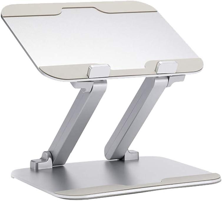 buyanputra Novelty Adjustable Notebook Stand Laptop Heighten Pad Holder Desktop Holder