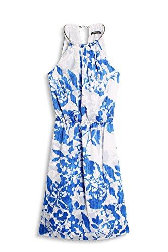Collection Esprit 2 Donna Vestito Blue bright Multicolore RaaZ1Pq6w