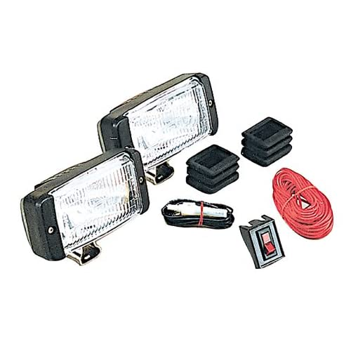 Optronics DL16CC  35W White Housing Docking Light Kit