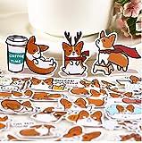 39pcs Creative Cute Self-Made Coco Dog 2/ Cute Dog Scrapbooking Stickers/Decorative Sticker/Craft Photo Albums