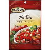 Mrs. Wages Hot Salsa Tomato Mix
