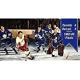 Gordie Howe, Johnny Bower, George Armstrong, Ron Ellis Hockey Card 1994 Parkhurst Tall Boys 64-65 #177 Gordie Howe, Johnny Bower, George Armstrong, Ron Ellis
