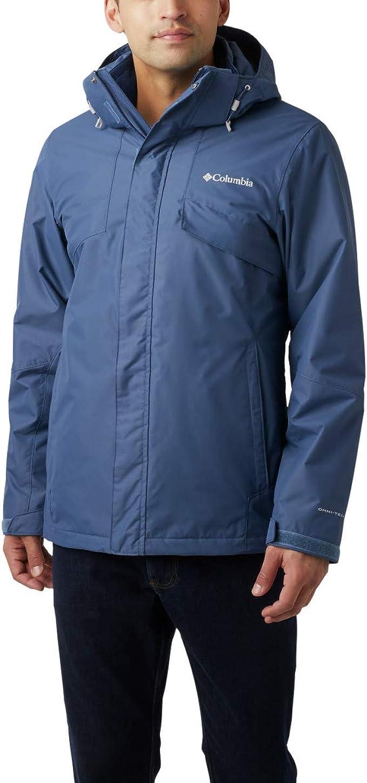 Columbia 哥伦比亚 Bugaboo II 户外男式三合一冲锋衣 L码3.6折$65.3 海淘转运到手约¥552