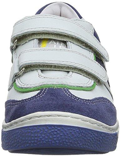 Froddo Tennis Shoe G3130052-1 - Zapatos para niños White (Blue White)