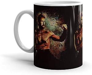 GARADO Chuck Norris 11Oz Ceramic Coffee Mugs 827994