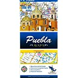 Tlaxcala Mexico State And Major Cities Map Spanish Edition