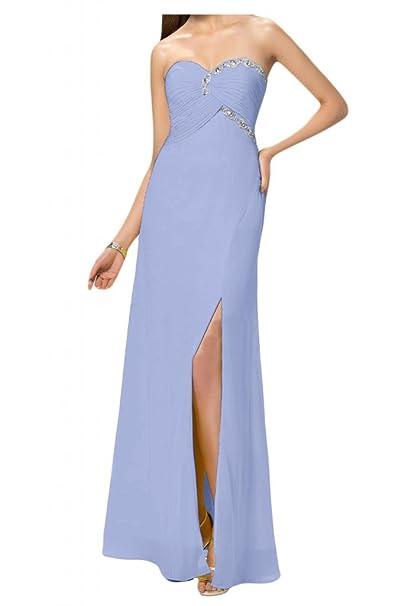 Toscana de novia de Gasa de noche vestidos de pedrería de cristal en forma de corazón