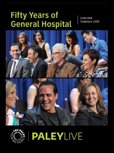 Fifty Years Of General Hospital  Cast And Creators Live At The Paley Center