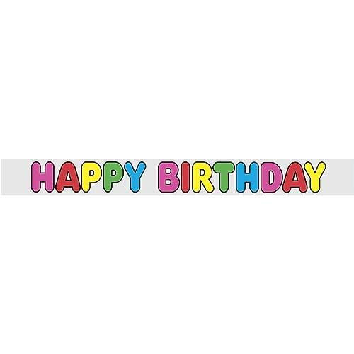 birthday banners amazon co uk