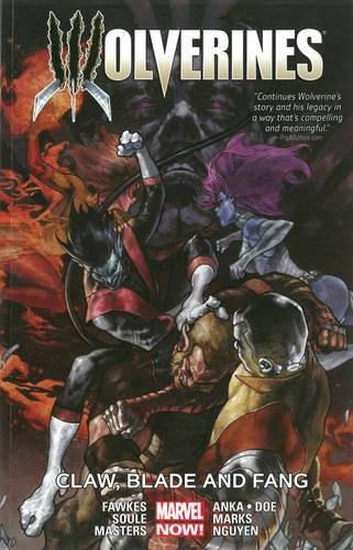 Wolverines Vol. 2: Claw, Blade and Fang (Wolverine Claws Sale)