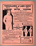 National Police Gazette 3/1943-Diana Lewis swimsuit cover-Zoot Suit Bandits-VG