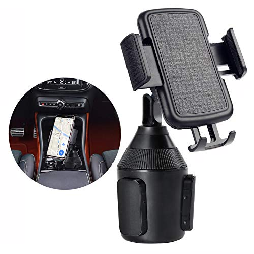 Cup Holder Phone Mount for Car Universal Adjustable Car Mount for iPhone Xs/Max/X/XR/8/8 Plus,Samsung Note 9/ S10+/ S9/ S9+/ S8 by DALUZ (Used Trucks For Sale In My Area)