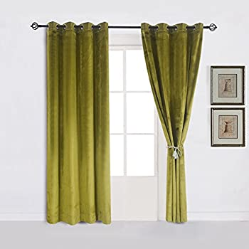 Super Soft Luxury Velvet Moss Green