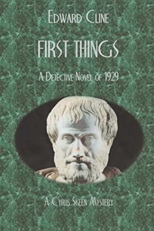 book cover of First Things