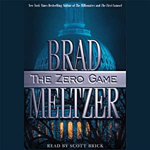 The Zero Game Hörbuch