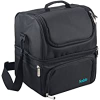 Lunch Box, Sable Insulated Lunch Bag for Men, Women and Reusable Waterproof Large Cooler Tote Bag...