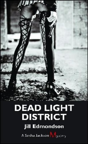 book cover of Dead Light District