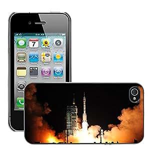 Print Motif Coque de protection Case Cover // M00292039 aeroespacial Aviación // Apple iPhone 4 4S 4G