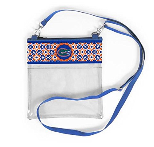 Desden Florida Gators Clear Gameday Crossbody Bag