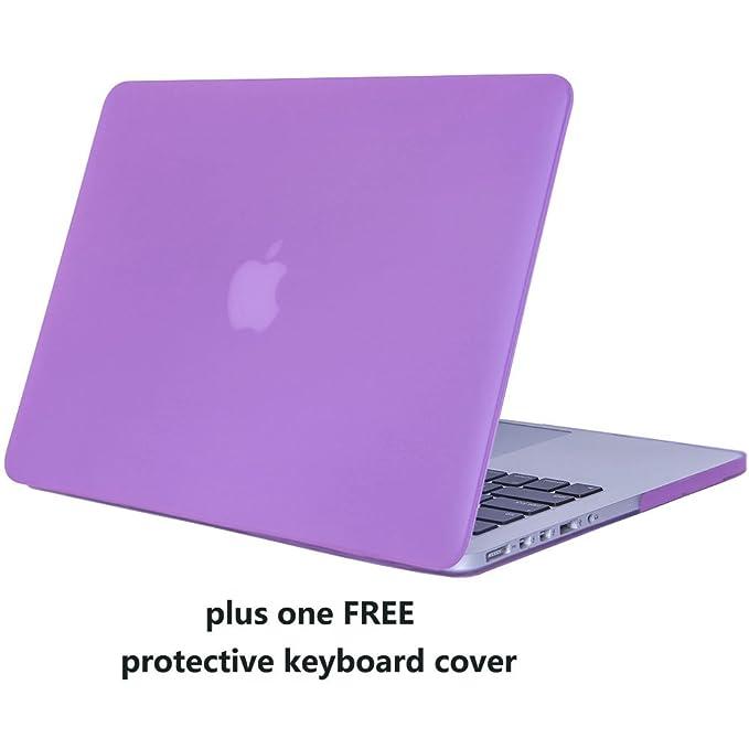 MacBook Pro 15 Retina Case Cover - treasure21 Slim Fit suave ...