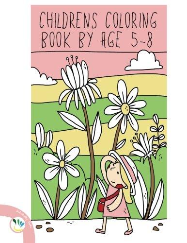 Childrens coloring books by age 5-8 pdf epub