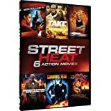 Street Heat - 6 Action Films - Hustle And Heat, The Take, Connors'war, Simon Sez, The Contractor, Xxx State Of The Union