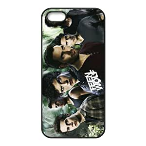 Teen Wolf High Quality Inspired Design TPU Protective cover For Iphone 5 5s iphone5-NY1300 by mcsharks
