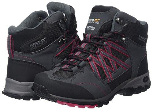 Briar Rise Boots Hiking Women's Mid L Samaris Grey Dkceri High Regatta qz7AWW