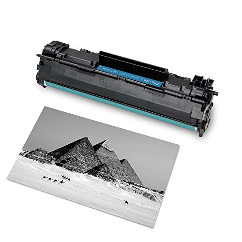 V4ink 2 Packs Compatible Canon 128 Toner Ce278a 78a Toner Import