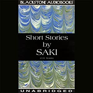 Short Stories by Saki Hörbuch