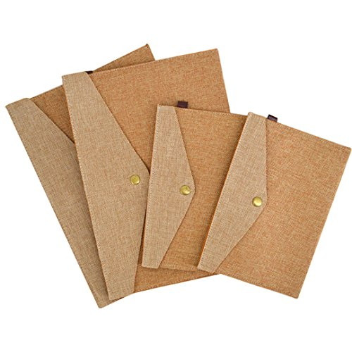 Brown Paper Bag Sleeves - 8
