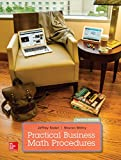 Practical Business Math Procedures with Business Math Handbook 12th Edition