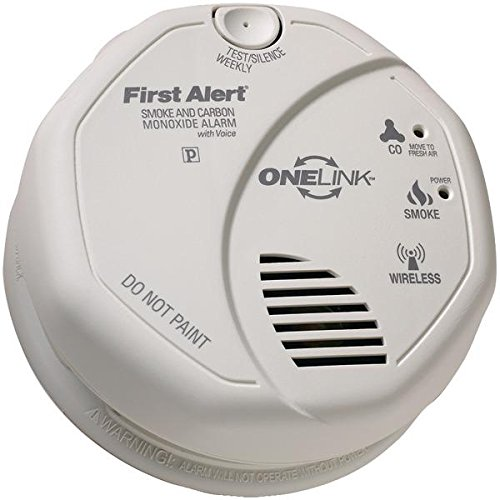 First Alert SCO501CN 3ST Battery Operated Combination