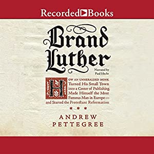 Brand Luther Audiobook