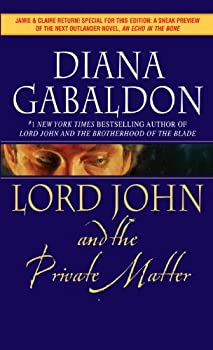 Lord John and the Private Matter 0385337485 Book Cover