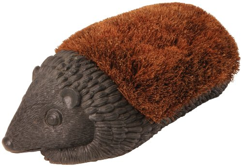 Esschert Design Giant Hedge Hog Boot Brush