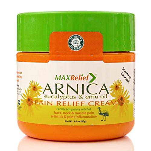 MaxRelief Australias Pain Relief Cream product image