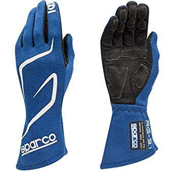 Sparco Guanti New Land RG-3, 1 FIA