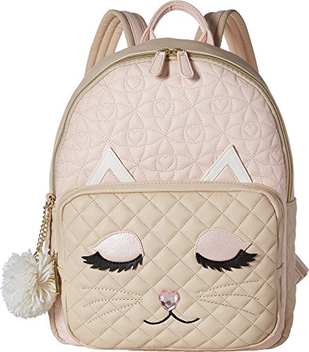 Betsey Womens Kitsch Backpack Multi Blush Johnson ArzwWqnA