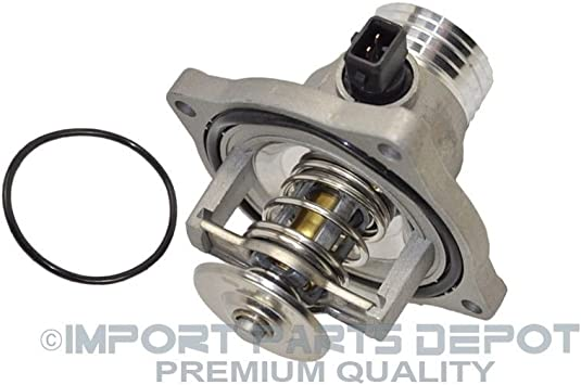 For 1993-1995 BMW 740i Thermostat Housing 57465BX 1994 Base