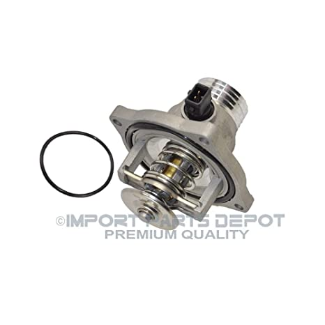 New Engine Thermostat + Housing + Sensor + Seal BMW E38 E39 740i 740iL 540i Premium
