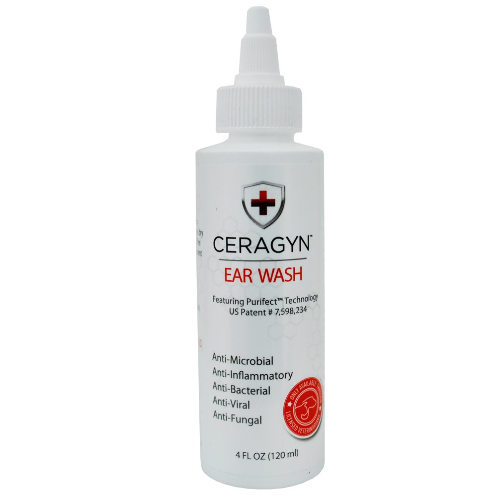 Ceragyn Ear Wash, 4 oz
