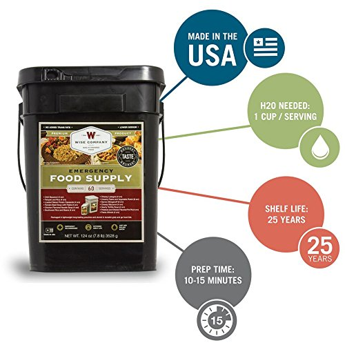 freeze dried food wise company - 3
