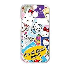 SANYISAN Hello kitty Phone Case for HTC One M8 case