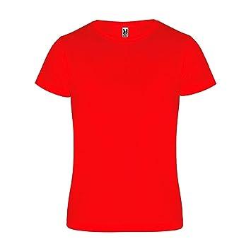 Roly Camimera, Camiseta, Rojo, Talla T 8